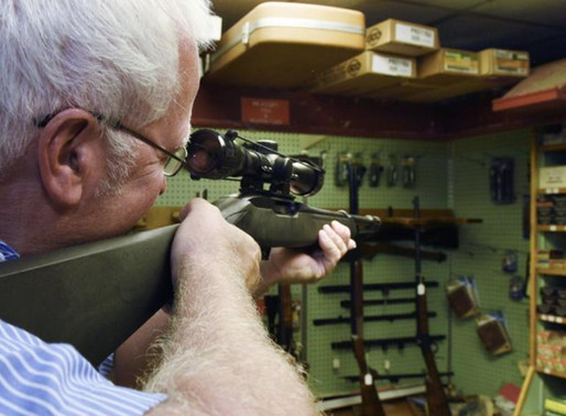 Proposed bill would mandate liability insurance for gun owners