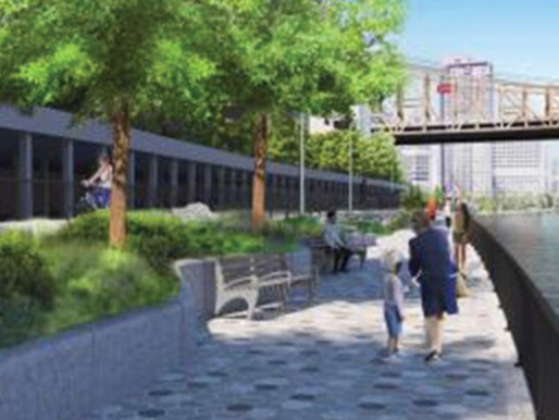 Construction begins on $100 million East Midtown Greenway project