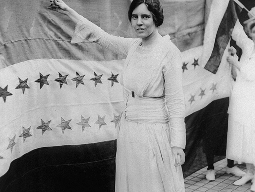 The Equal Rights Amendment May Pass Now. It's Only Been 96 Years.