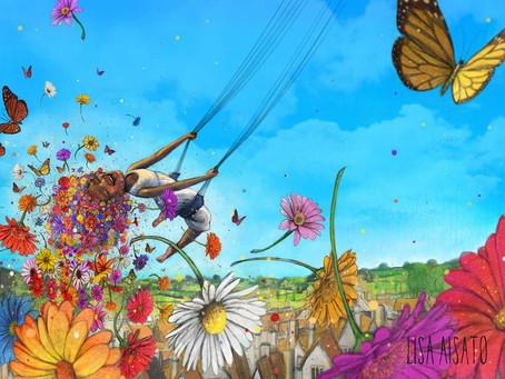Syns du også at sommerfugler er fine?