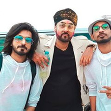 With The Hit Maker Manj Musik