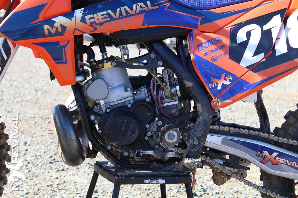 First Ride: VHM Cylinder Head & MX Insert