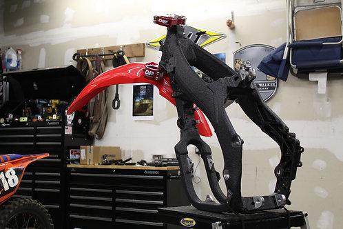 Honda DP MOTORSPORTS TRIPLE CLAMPS 22mm w/ HPSD