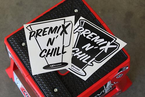 """6"""" Premix N' Chill Slaps"""