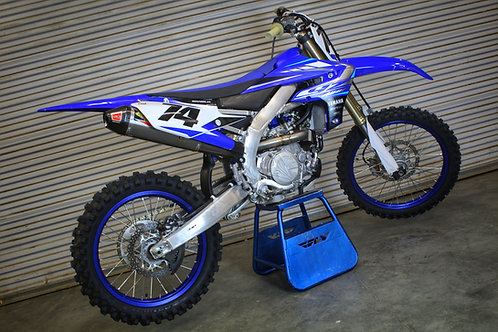Pro Circuit Exhaust // Yamaha
