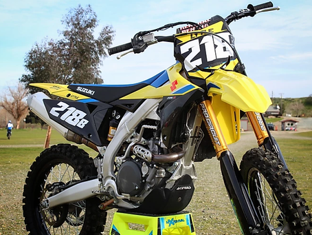 Starting From Scratch / MXR's 2018 RMZ450 Project