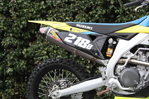 Pro Circuit Exhaust // Suzuki