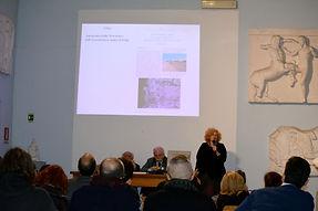Foto presentazione volumi Ebla Project.j