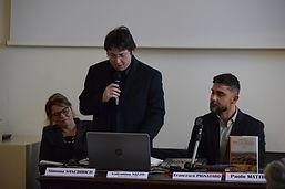 """Presentazione volume """"Dalla Terra alla Storia"""""""