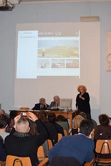 Foto presentazione volumi Ebla Project2.