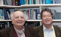 Sebastiano Tusa e Paolo Matthiae.jpg