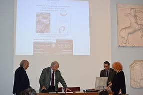 Foto presentazione volumi Ebla Project3.