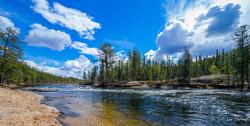Near Tartan Rapids