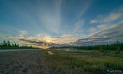 Sunrise Fort Smith Hwy