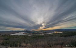 Through the Yukon Clouds