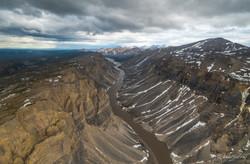 Mackenzie Mountain Valley