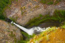 Spahat Falls, Wells Grey Park, BC