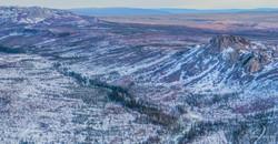 Franklin Mountain Valley