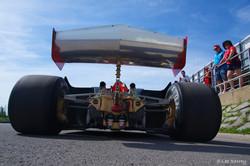 Rear View Villeneuve's #2 - 312 T5