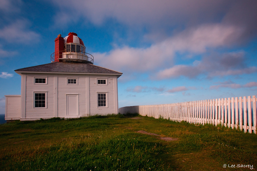 The Old Lighthouse, Cape Spear, NL