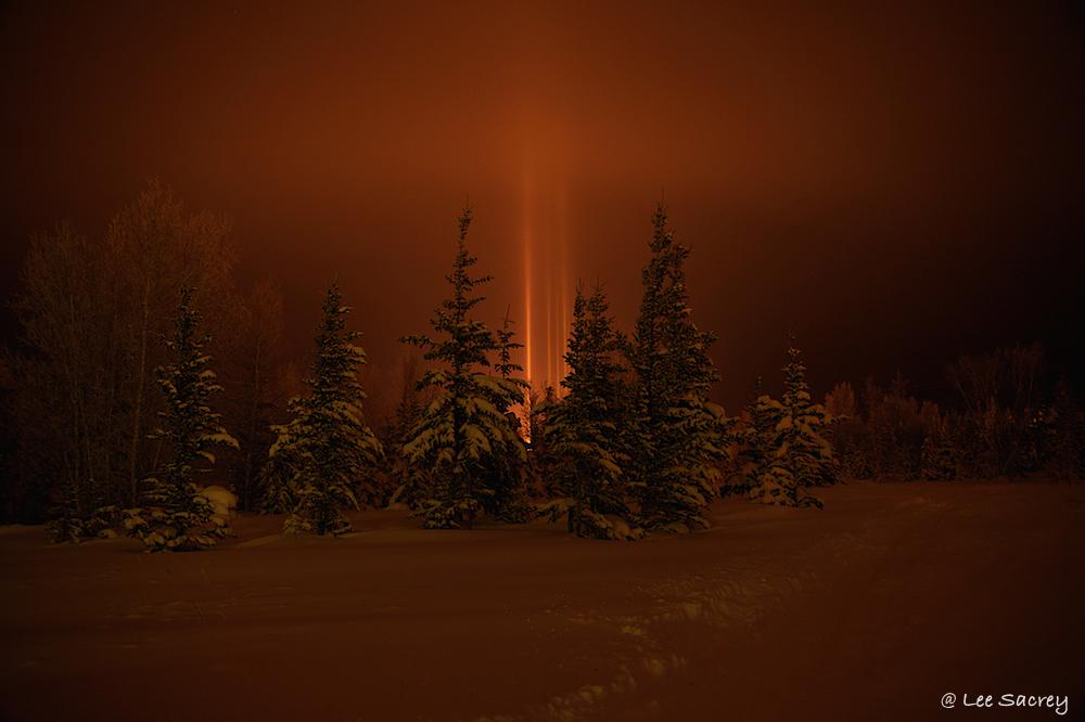 Ice Crystal Lights