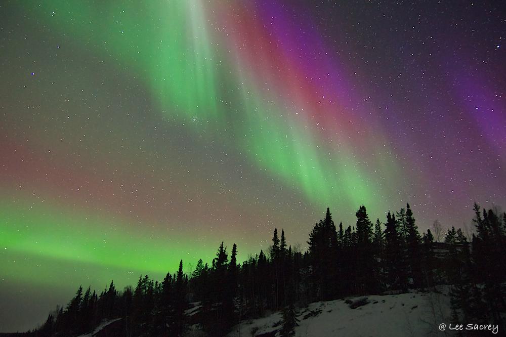 Full Color Aurora