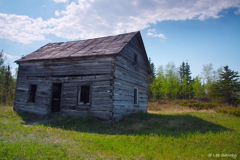 Abandoned on Mission Island