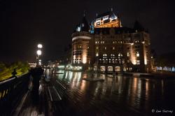 Chateau in the Rain