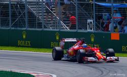 Alonzo Canadian GP 2014