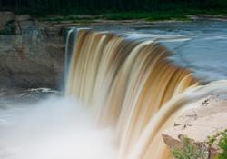 Silky Smooth Alexandra Falls