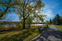 Kawanis Park Path