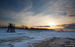 Early Winter on the Beach