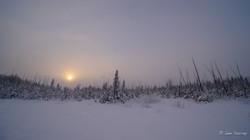 NWT Winter Sunset