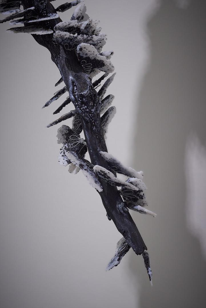 Ghosting I (Detail)