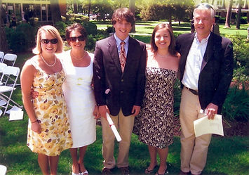 Julz Jean Jeff Taylor Andy Jeff's 2008 High School Graduation