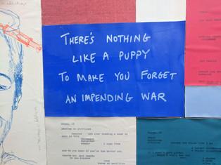 Puppies Not War