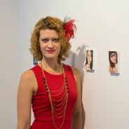 Nayda A. Cuevas, visual artist