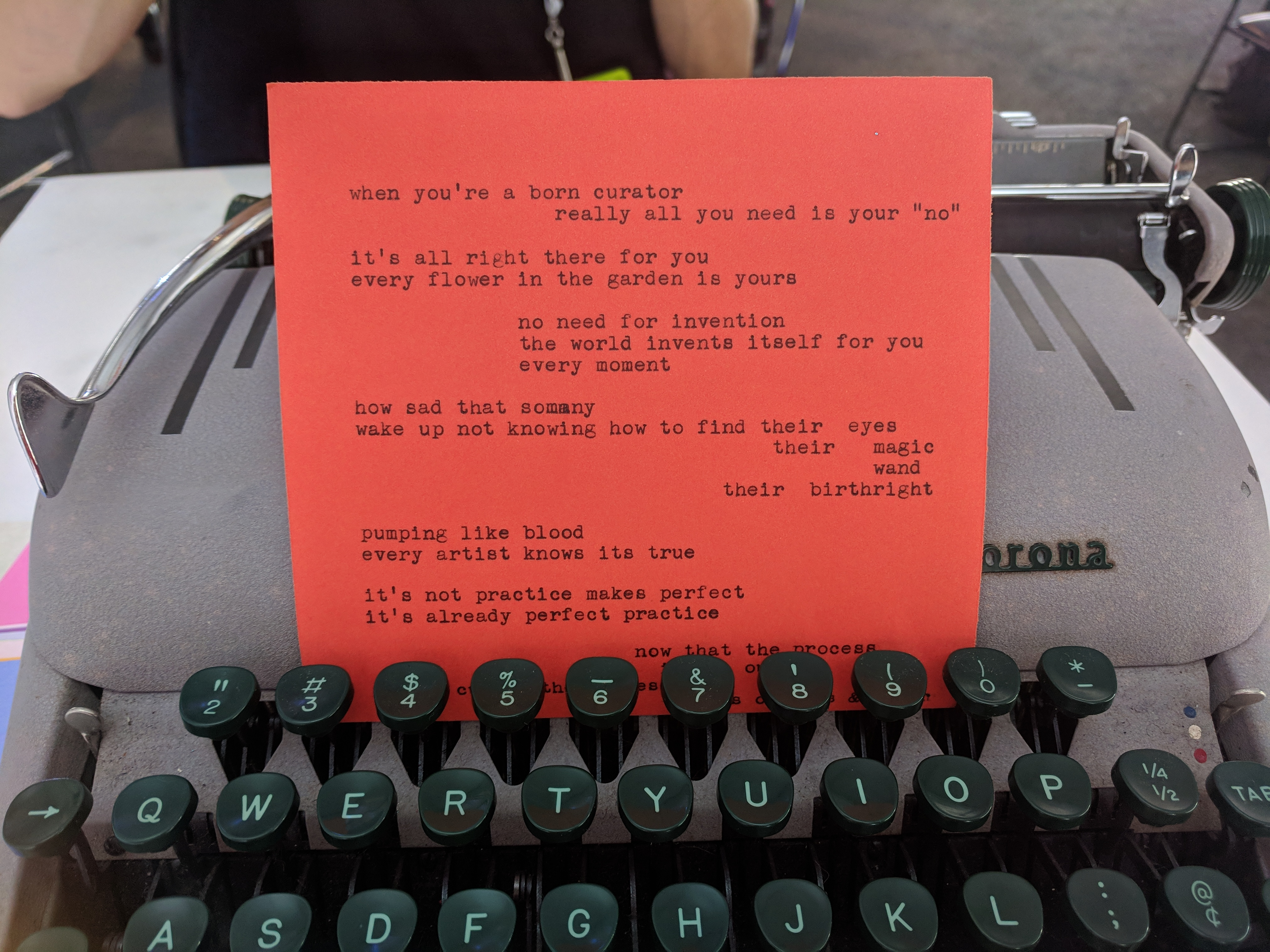 Casual Prophecy HubWeek Boston