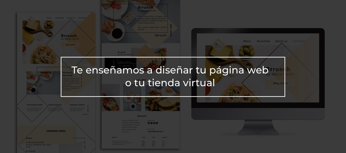 Tecnico en asesor comercial + diseño web