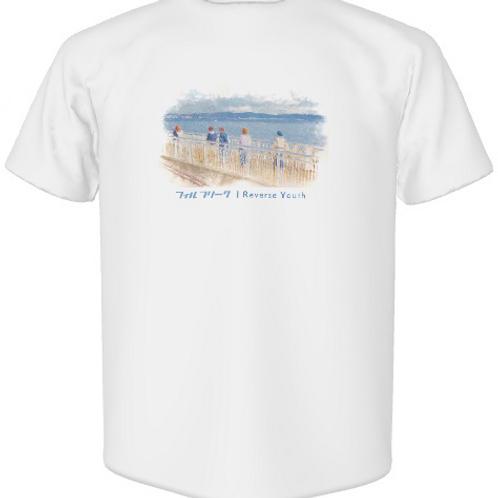 『Reverse Youth』ツアーTシャツ(ホワイト・ブラック)