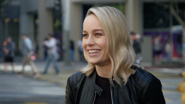 """""""Refuse to Compromise"""" Explained by Brie Larson 