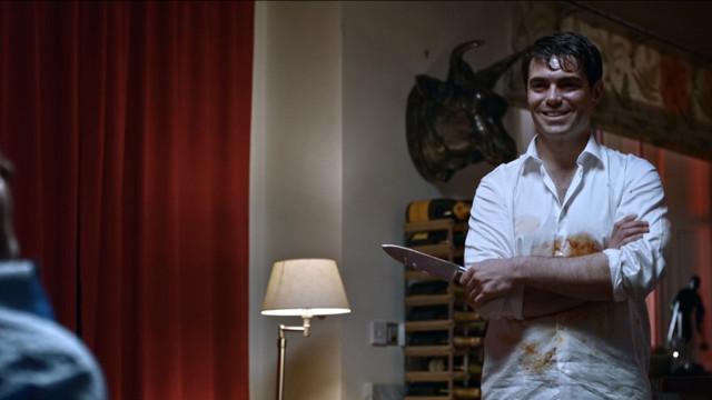 "'Final Curtain' Wins ""Best International Thriller"" and ""Best International Male Actor"""
