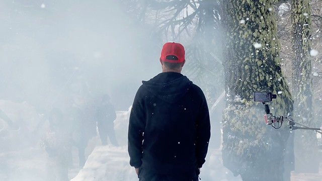 SNOWBRAWL BTS