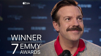 7 Emmy Award Wins for Ted Lasso (Produced and Directed by Declan Lowney)
