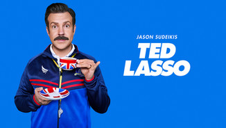 """Apple's """"Ted Lasso"""" scores at the WGA Awards, winning Best New Series and Best Comedy Series (Declan Lowney)"""