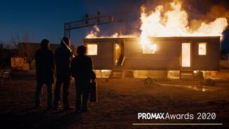 "HLN ""Frozen Moments 2"" Promo Wins 'Brand Image Design Promo - Gold'"