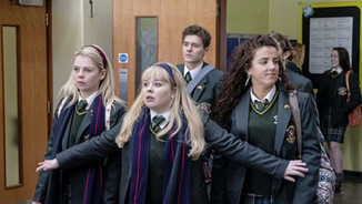 It's official: Derry Girls is one of the most binge-worth shows in the world (Michael Lennox)