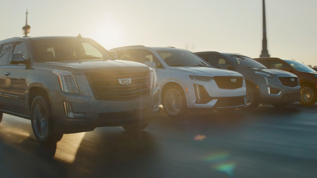 Best Ads on TV - CADILLAC: NO BARRIERS