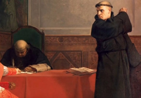 Норвежская церковь осудила антиеврейские писания Лютера