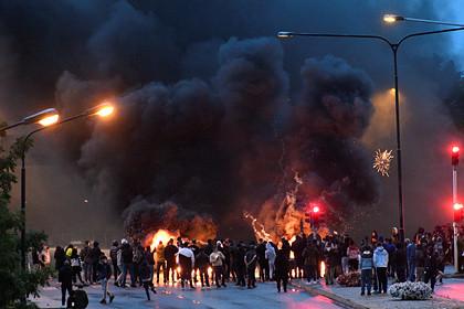 В Швеции начались беспорядки из-за сожжения Корана